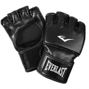 EVERLAST MMA PROFESSIONAL OPEN THUMB GRAPPLING GLOVES (SKINN)