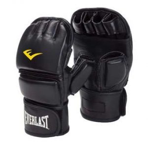 EVERLAST MMA PROFESSIONAL CLOSED THUMB GRAPPLING GLOVES (SKINN)