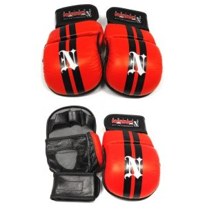 NORRØN MMA STRIKING GLOVES (SKINN)