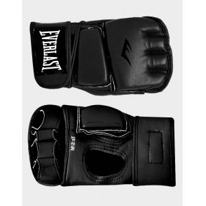EVERLAST MMA CLOSED THUMB GRAPPLING GLOVES (KUNSTSKINN)
