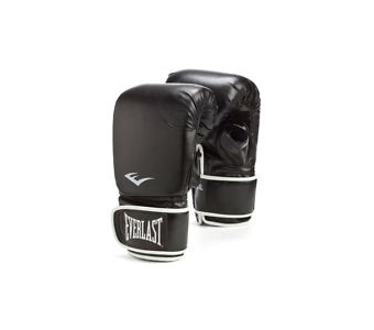 EVERLAST MMA ADVANCED OPEN THUMB HEAVYBAG GLOVES (KUNSTSKINN)