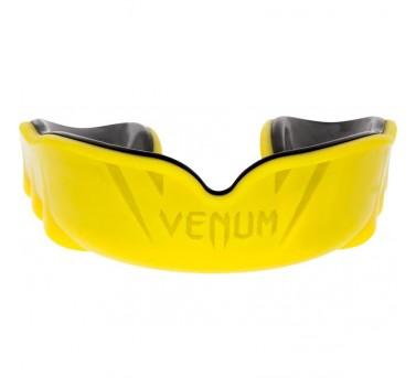 "Venum ""Challenger"" Mouthguard - Yellow/Black3"