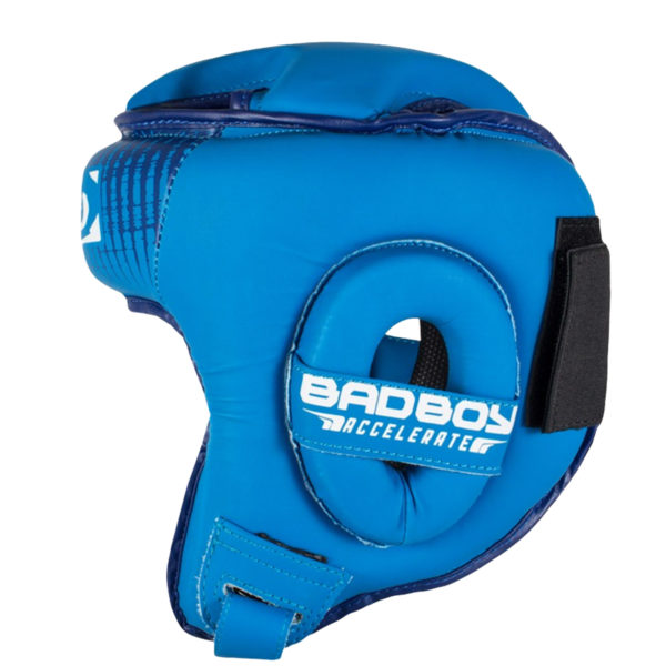 BadBoy Accelerate Youth Headgear1