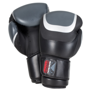 BadBoy Pro Series 3.0 Boxing Gloves Sorte/Gra