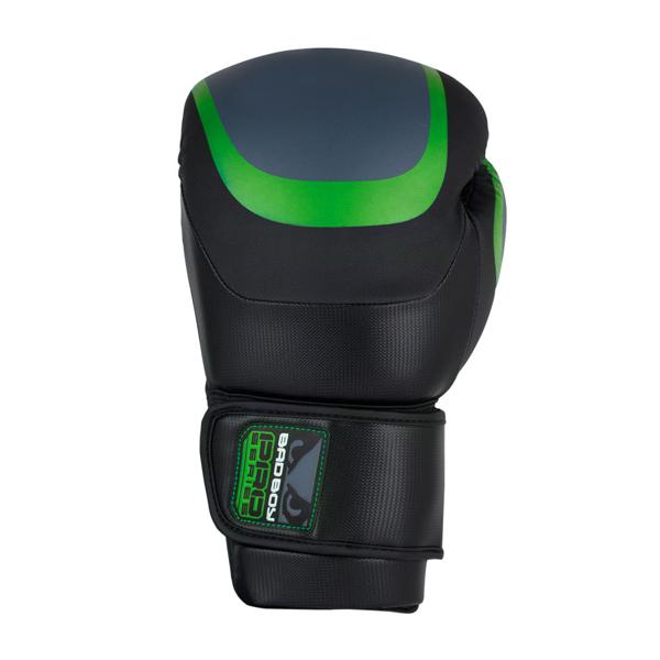 BadBoy Pro Series 3.0 Boxing Gloves Sorte/Gronne
