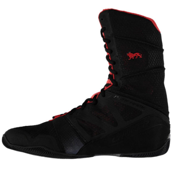 Lonsdale Cruiser Black/Red