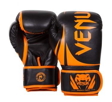 Venum Challenger 2.0 Boxing Gloves - Neo Orange/Black