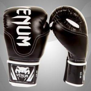 Venum Competitor Boxing Gloves Black