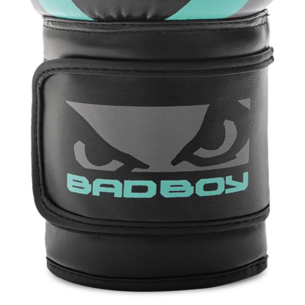 BadBoy Training Series 2.0 - Women Boxing Gloves - Sort/Grønn1