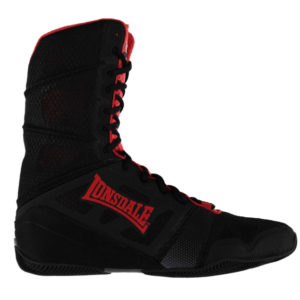 Lonsdale Cruiser Black/Red