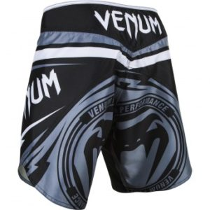 "Venum ""Sharp 2.0"" Fightshorts - Black/Grey"
