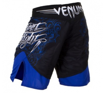 "VENUM ""STREET FIGHT"" FIGHTSHORTS - BLUE"