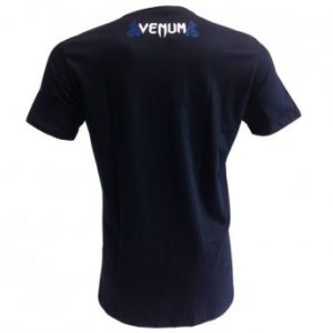 "VENUM WAND ""FLOWA"" T-SHIRT - BLACK"