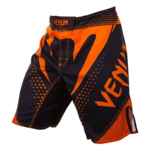 Venum Hurricane Fight Shorts - Orange