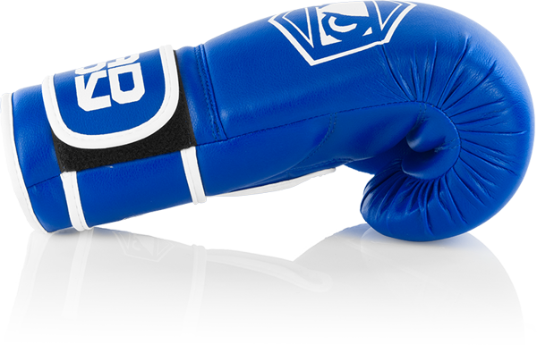 BadBoy Strike Boxing Gloves - Blå1