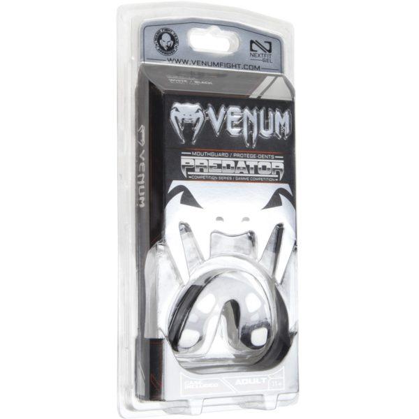 "Venum ""Predator"" Mouthguard Black/White5"