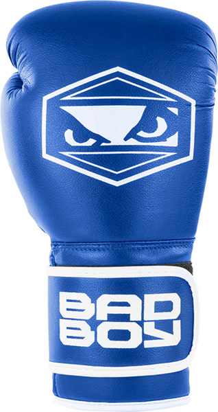 BadBoy Strike Boxing Gloves - Blå3