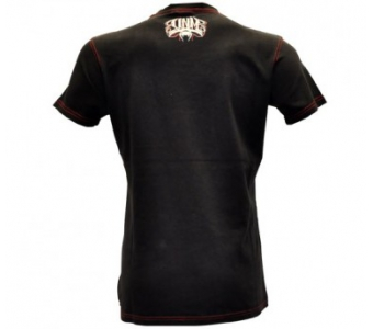 "VENUM DARK LINE ""RED DEVIL"" T-SHIRT - BLACK"