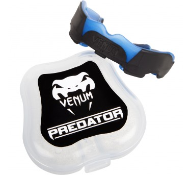 "Venum ""Predator"" Mouthguard Black/blue5"