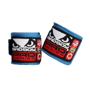 BAD BOY Hand Wraps - 2.5 m Stretch - Bla