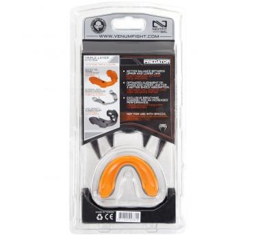 "Venum ""Predator"" Mouthguard Orange/grey4"