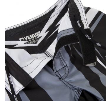 """Venum """"Sharp 2.0"""" Fightshorts - Black/Grey"""