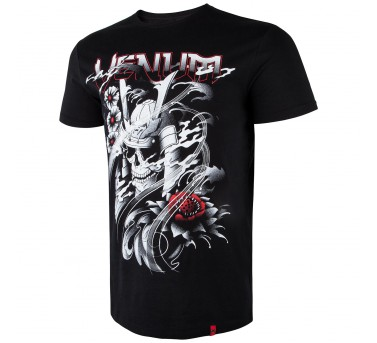 "Venum ""Samurai Skull"" T-shirt - Black"