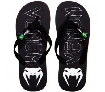 "VENUM ""ORIGINAL"" SANDALS - BLACK"
