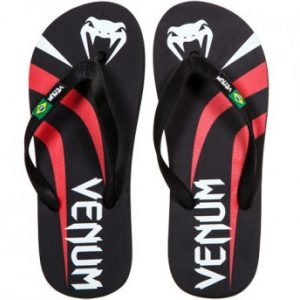 "VENUM ""SHOCKWAVE 2.0"" SANDALS - BLACK"
