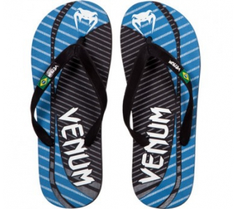 "VENUM ""BOARD"" SANDALS - BLACK"