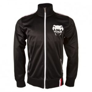 "VENUM ""ABSOLUTE"" POLYESTER JACKET - BLACK"
