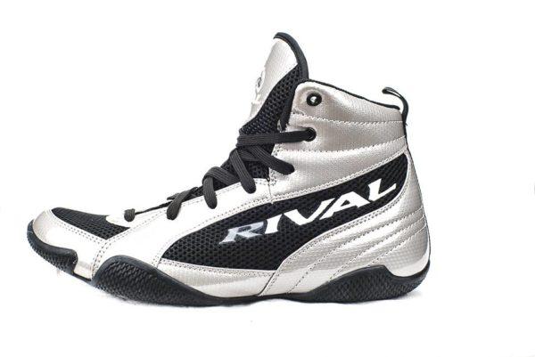 RIVAL RSX GUERRO-2 Shiny Silver/black