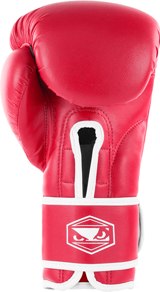 BadBoy Strike Boxing Gloves - Røde3