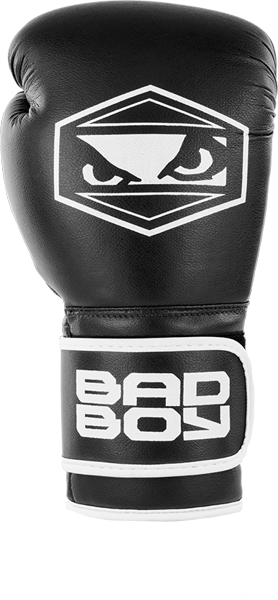 BadBoy Strike Boxing Gloves - Sorte3