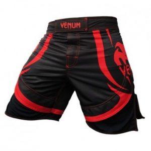 "VENUM ""ELECTRON 2.0"" FIGHTSHORTS - RED DEVIL"