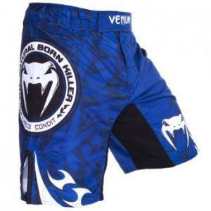 "VENUM CARLOS CONDIT ""CHAMPIONSHIP EDITION UFC 154"" FIGHTSHORTS - BLUE"