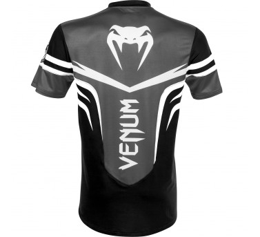 "Venum ""Sharp 2.0"" Dry Tech T-shirt - black/grey"