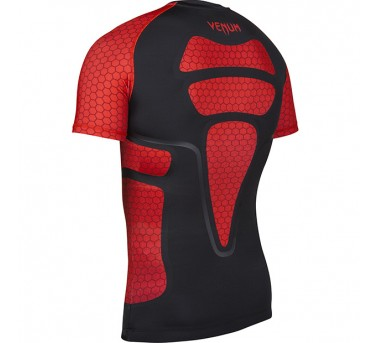 "Venum ""Absolute"" Compression T-shirt - rød/sort"