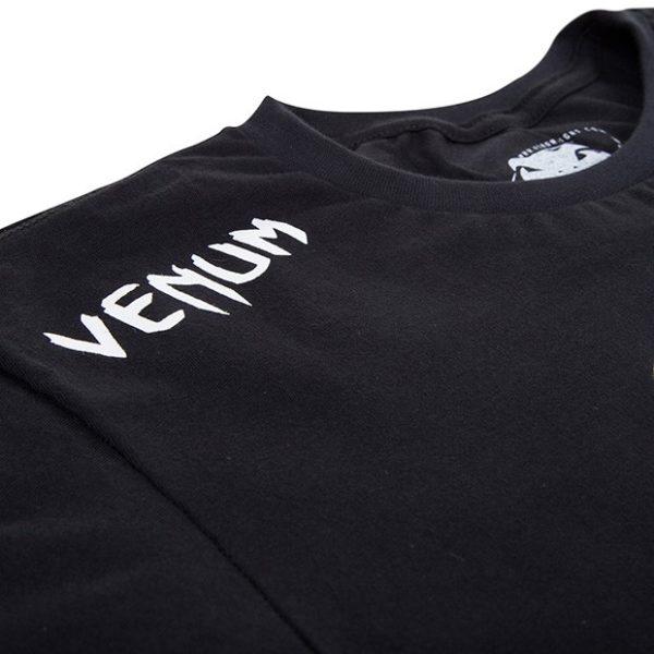 "Venum ""Challenger"" T-shirt - Black/Ice"