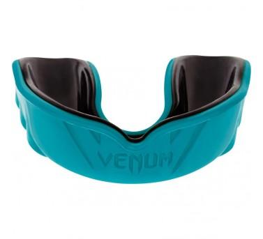 "Venum ""Challenger"" Mouthguard - Cyan/Black4"