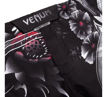 """Venum """"Samurai Skull Fightshorts"""" - Black"""
