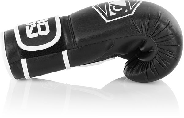 BadBoy Strike Boxing Gloves - Sorte2