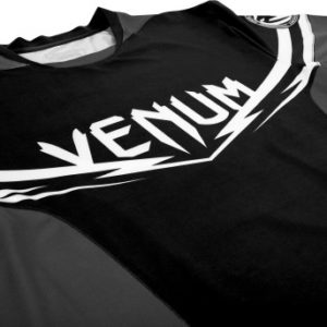 "Venum ""Sharp 2.0"" Dry Tech T-shirt - black/grey"