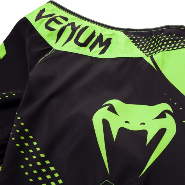 Venum Hurricane Fight Shorts - Green