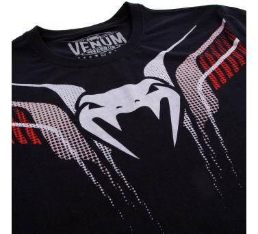 """VENUM """"ELITE 2.0"""" T-SHIRT BLACK"""