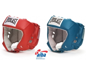 EVERLAST AIBA COMPETITION HJELM FOR TRENING OG KONKURRANSE (SKINN)