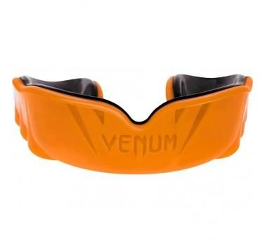 "Venum ""Challenger"" Mouthguard - Orange/Black1"