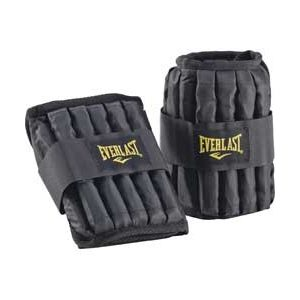EVERLAST WEIGHTED ANKLE WEIGHTS