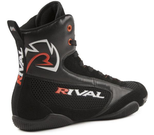 RIVAL RSX GUERRO-2 Sort/orange/hvit1