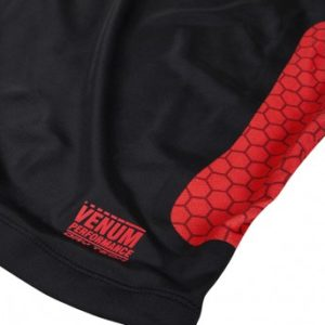 "Venum ""Absolute"" Compression T-shirt - rød/sort"